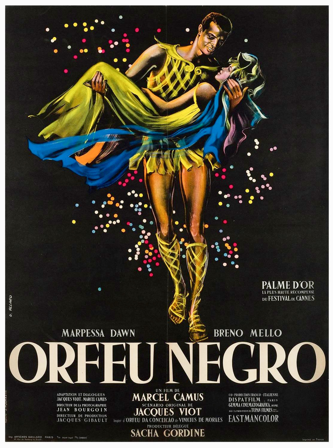 60 th Anniversary screening of Black Orpheus